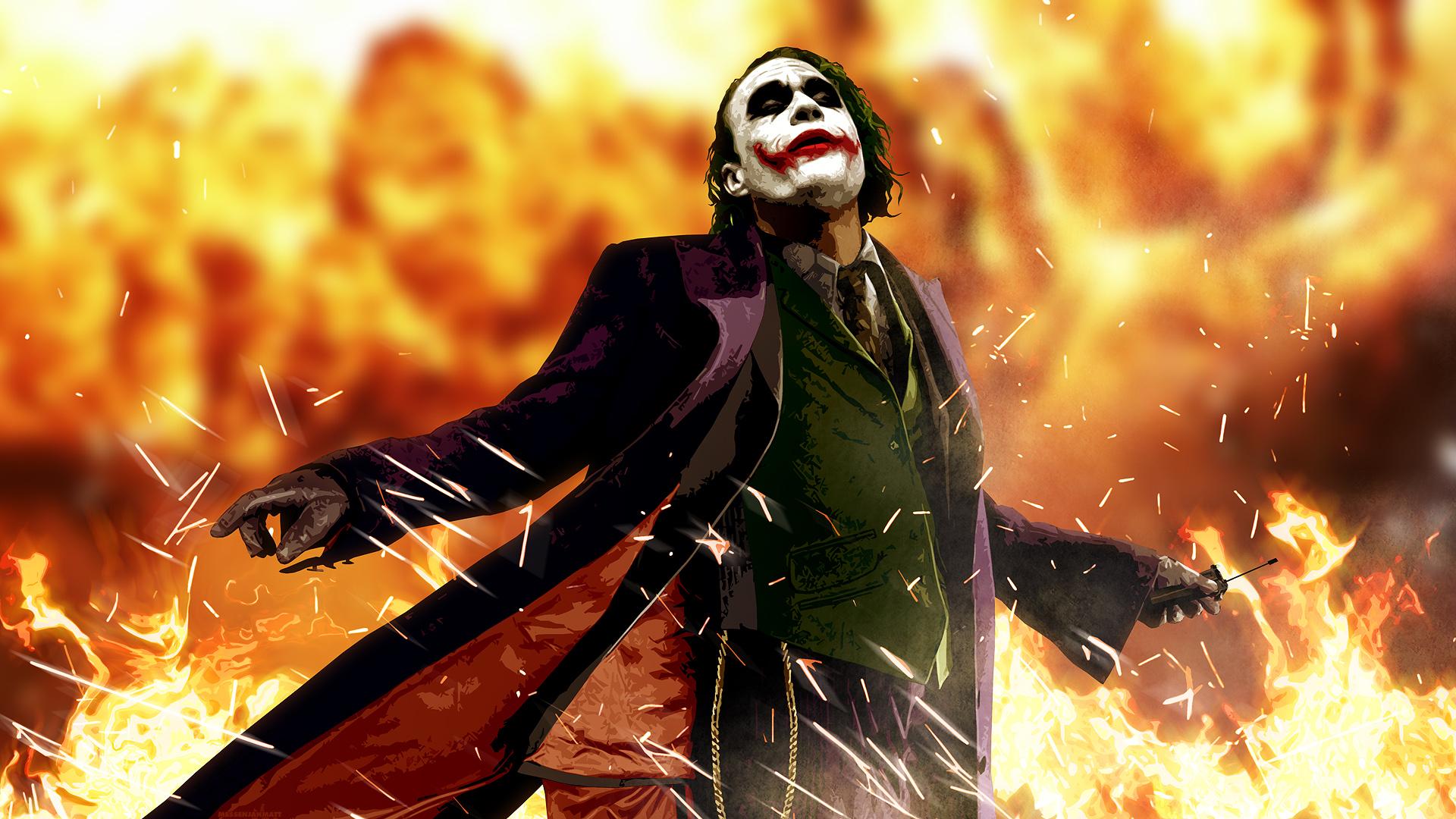 joker   The Joker Wallpaper 28092860 1920x1080