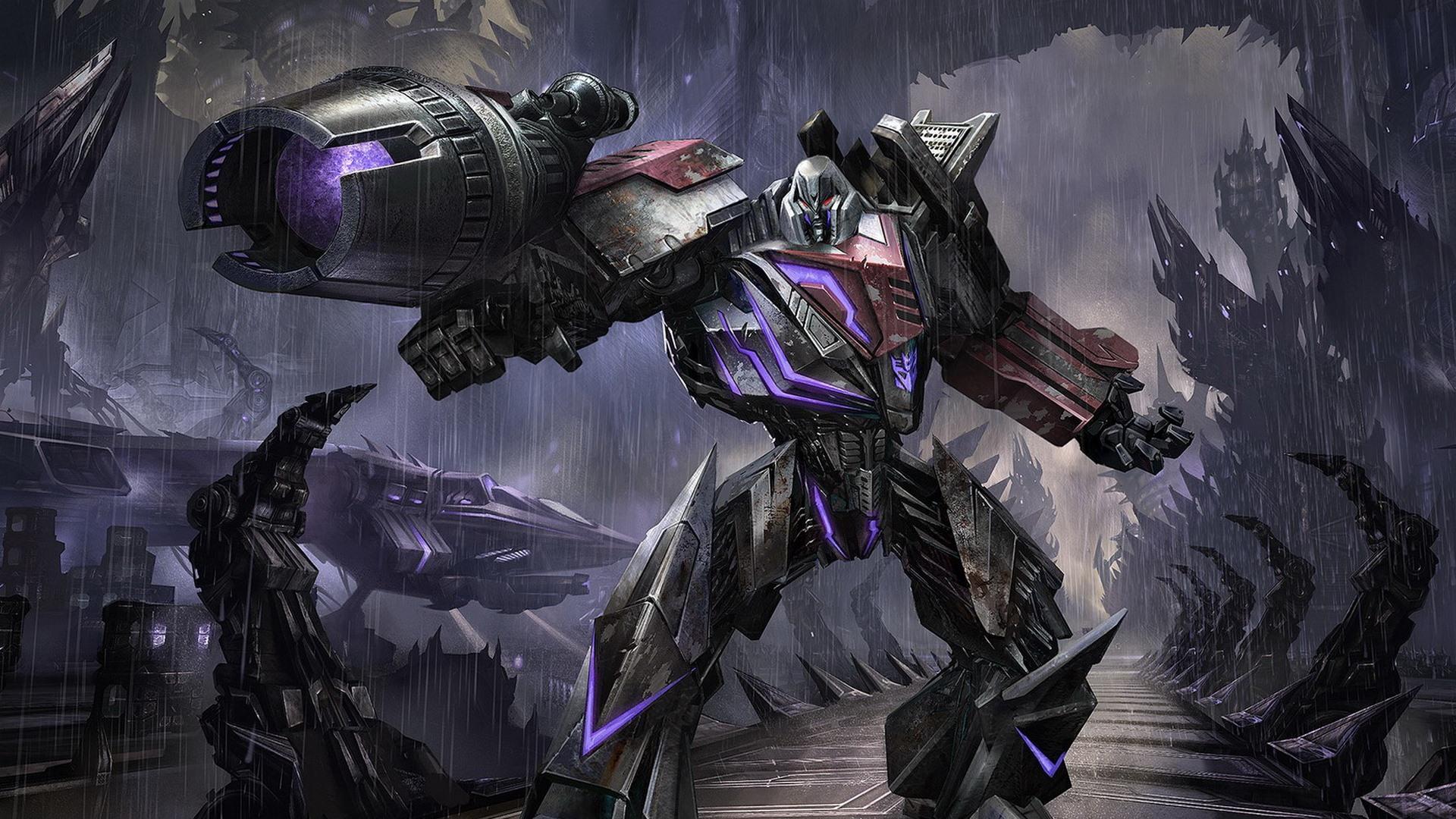 Transformers Fall of Cybertron Megatron Wallpaper 1920x1080