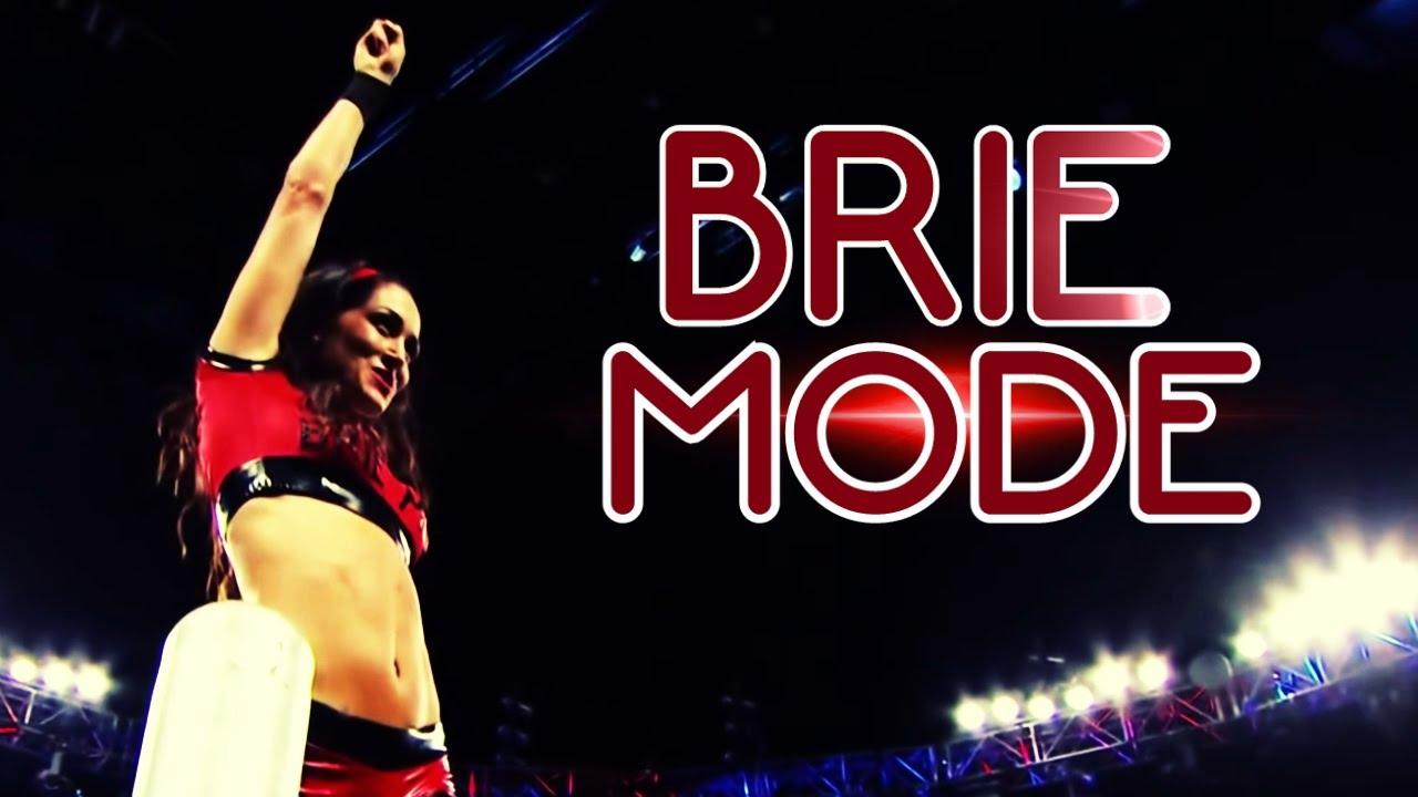Custom Brie Mode Titantron   Brie Bella 1280x720