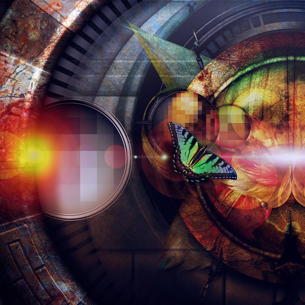Portal 2 Live Wallpaper: 3D Wallpaper For IPad
