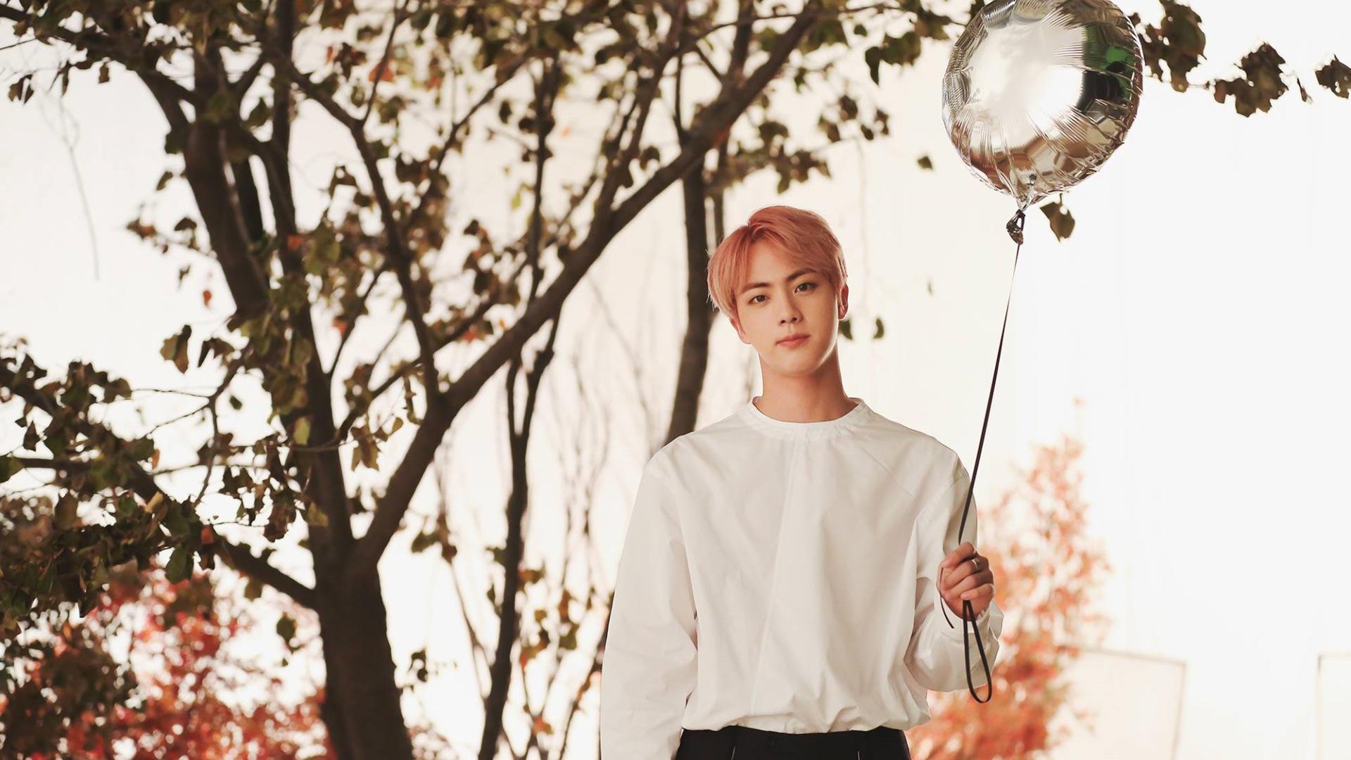Jin BTS HD Wallpaper K Pics 1406 1920x1080