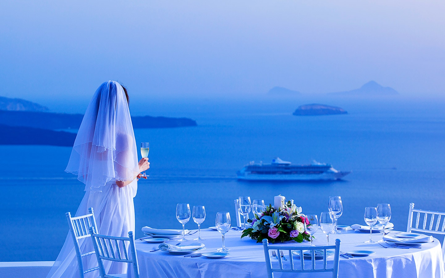 Santorini Weddings San Antonio Santorini Hotel 1440x900