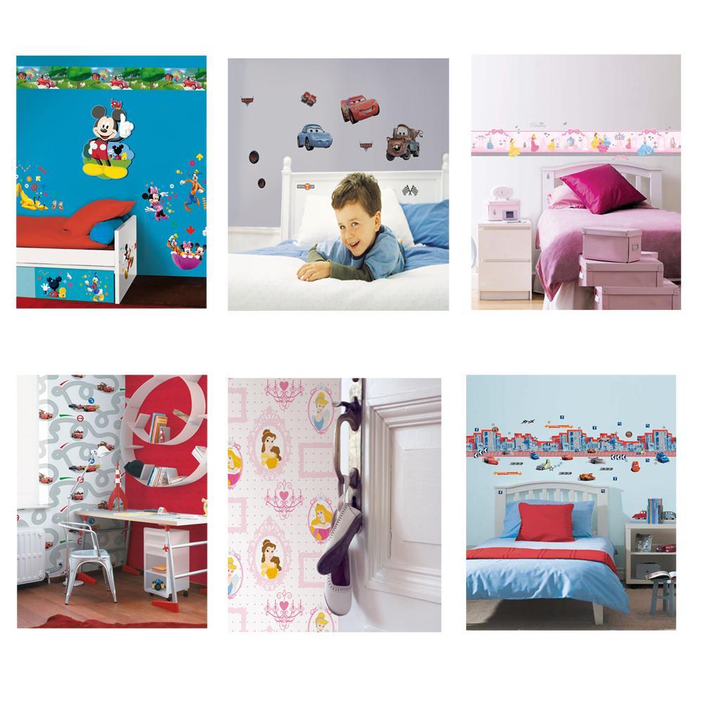 Generic Wallpaper Borders Stickers Kids Bedroom Wall Decor 1000x1000