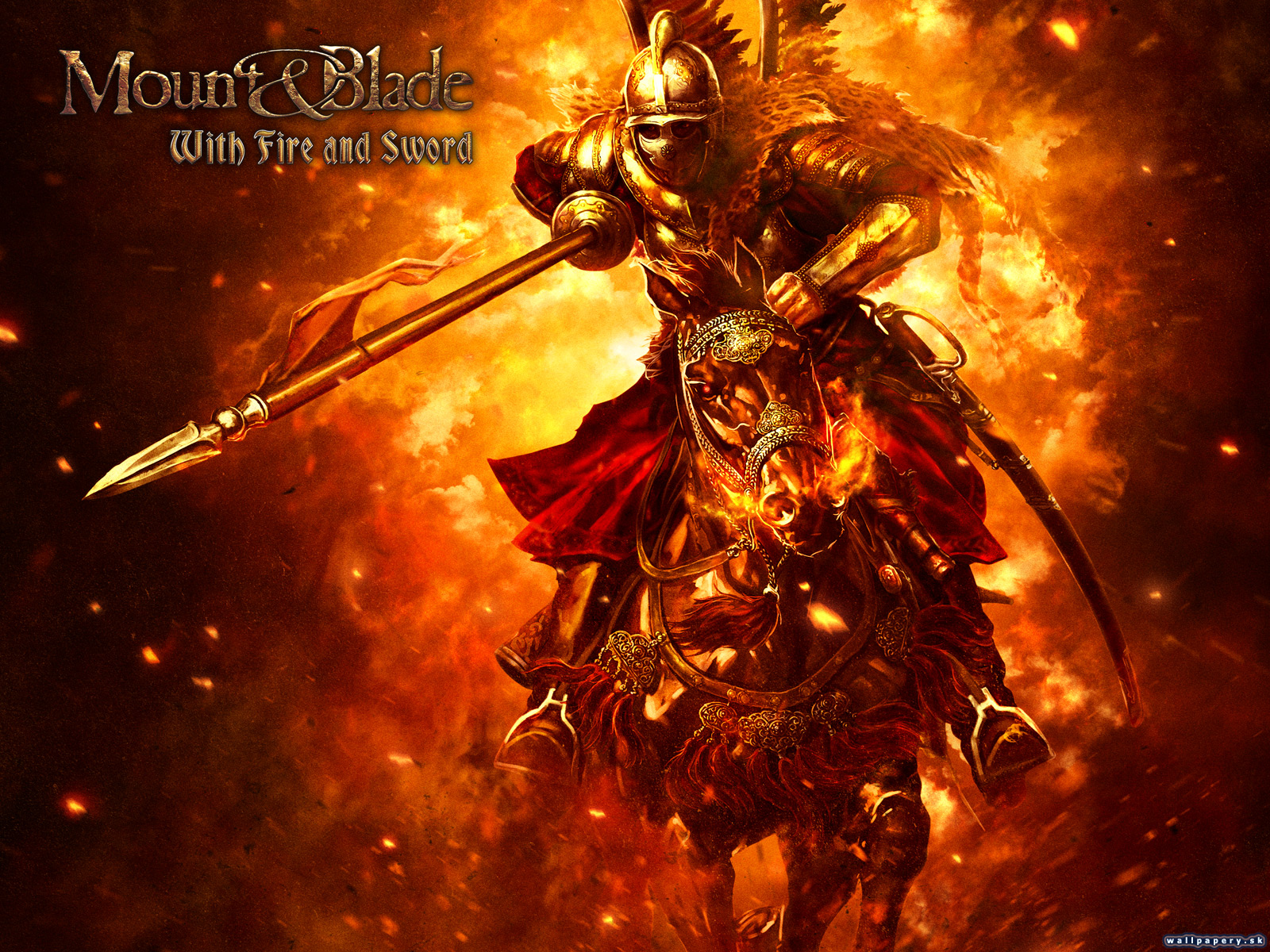 Mount Blade With Fire and Sword   wallpaper 1 ABCgamescz 1600x1200