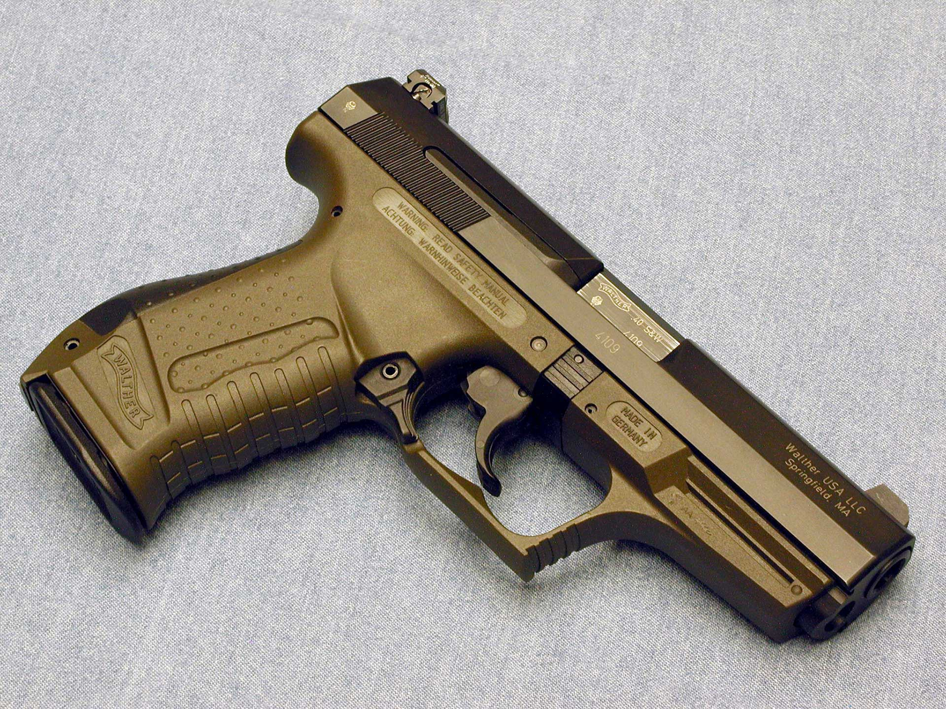 Walther P99 As High Definition 1920x1440