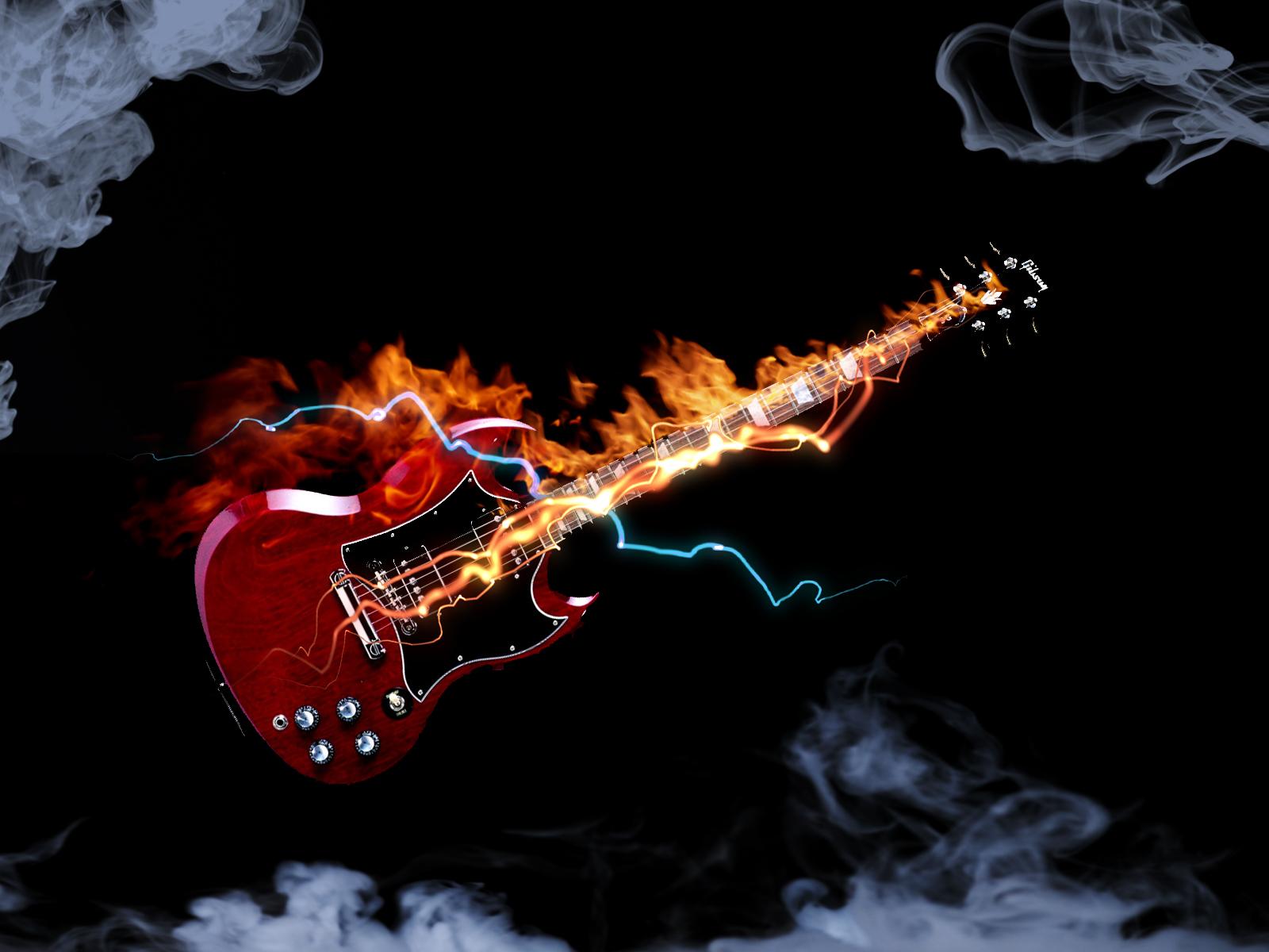 electric guitar wallpaper wallpapersafari