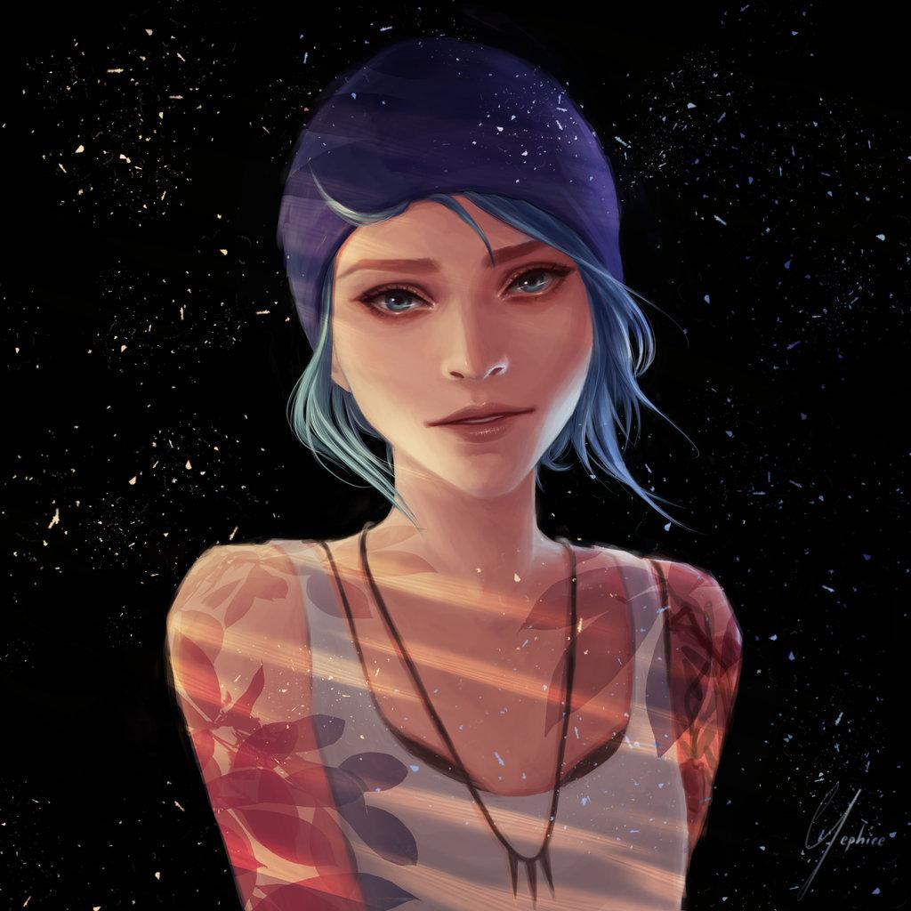 Chloe Price by Yephire 1024x1024