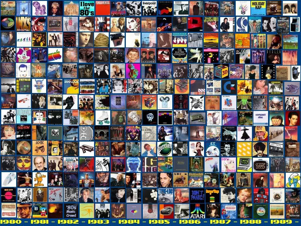 Desk I Love 80s : S desktop wallpaper wallpapersafari