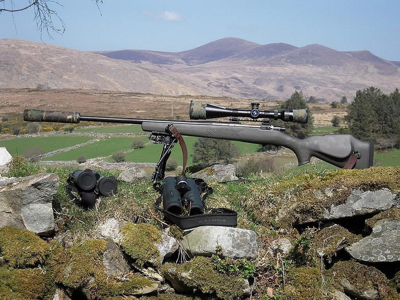 Sniper Rifle Computer Wallpapers Desktop Backgrounds 1280x960