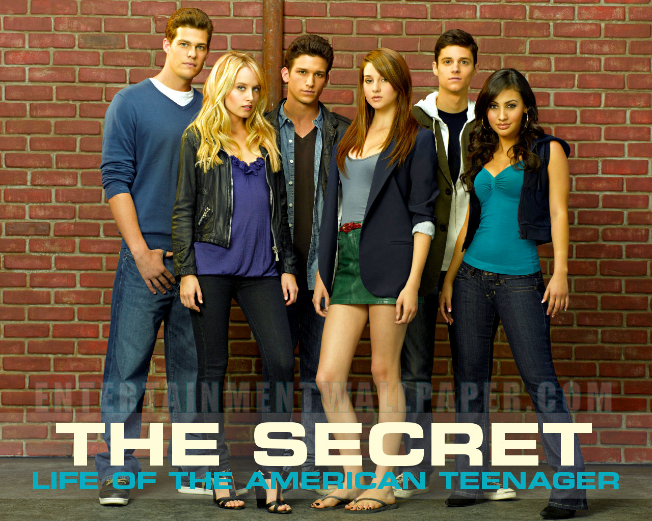 The Secret Life of the American Teenager Wallpaper   20019026 1280x1024