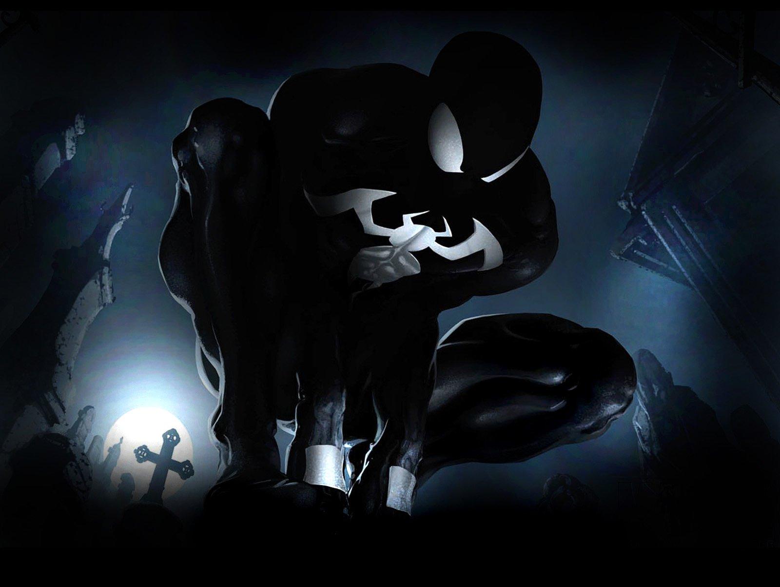 Fuentes de Informacin   Wallpaper HD Spiderman Venom Carnage 1600x1203