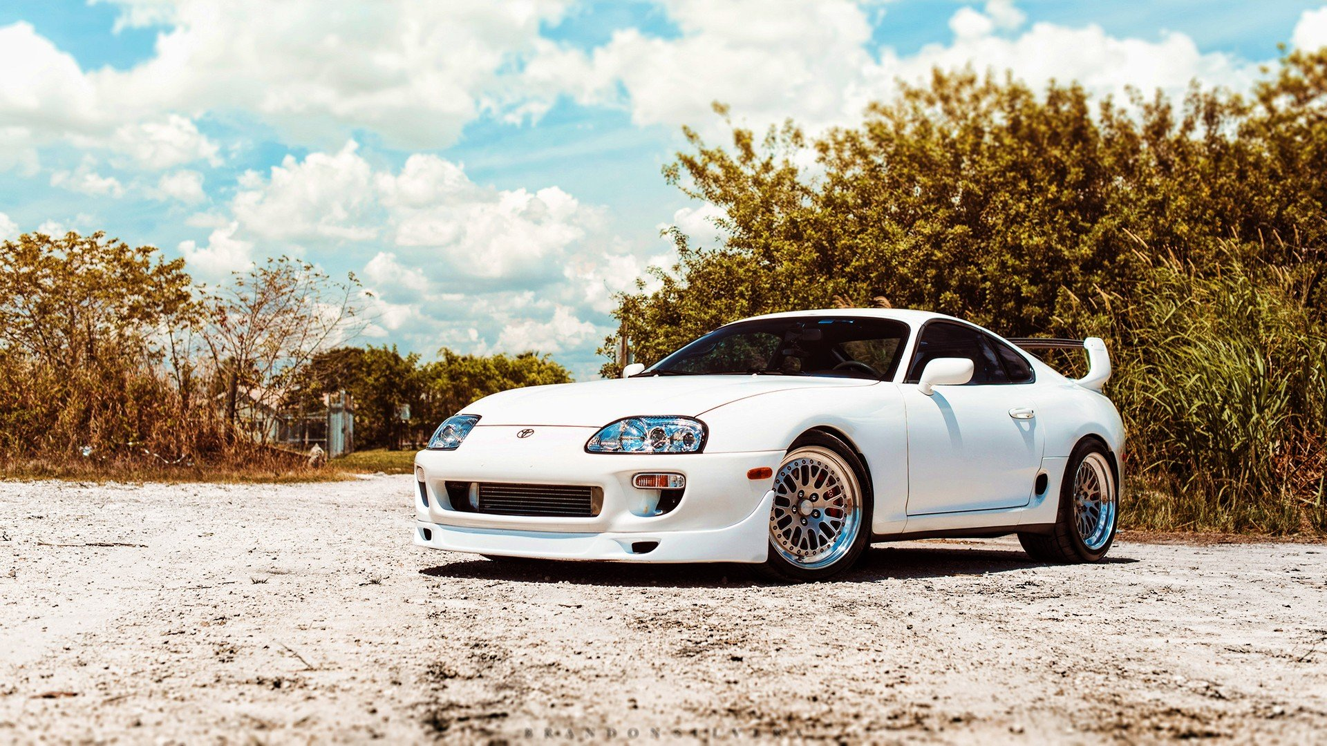 Toyota Supra Wallpapers HD Desktop and Mobile Backgrounds 1920x1080