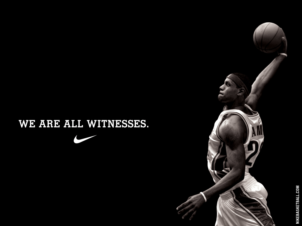 LeBron James images We are all witnesses wallpaper photos 546521 1024x768