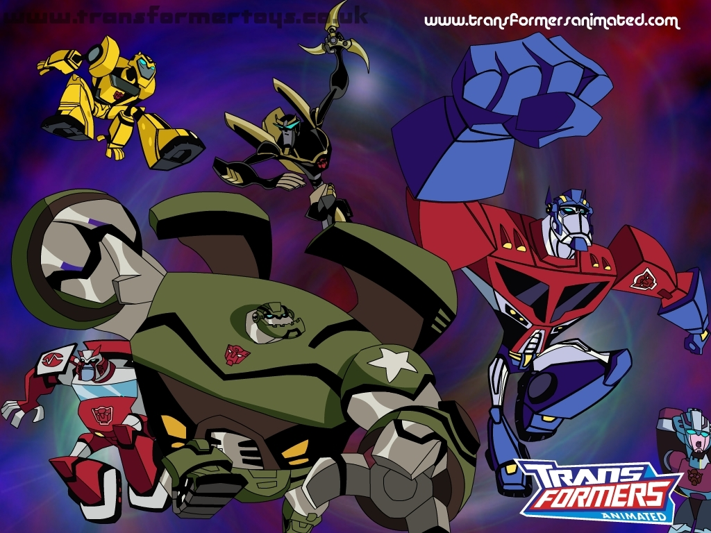 Transformers Animated Wallpaper At TransformersAnimatedcom 1024x768