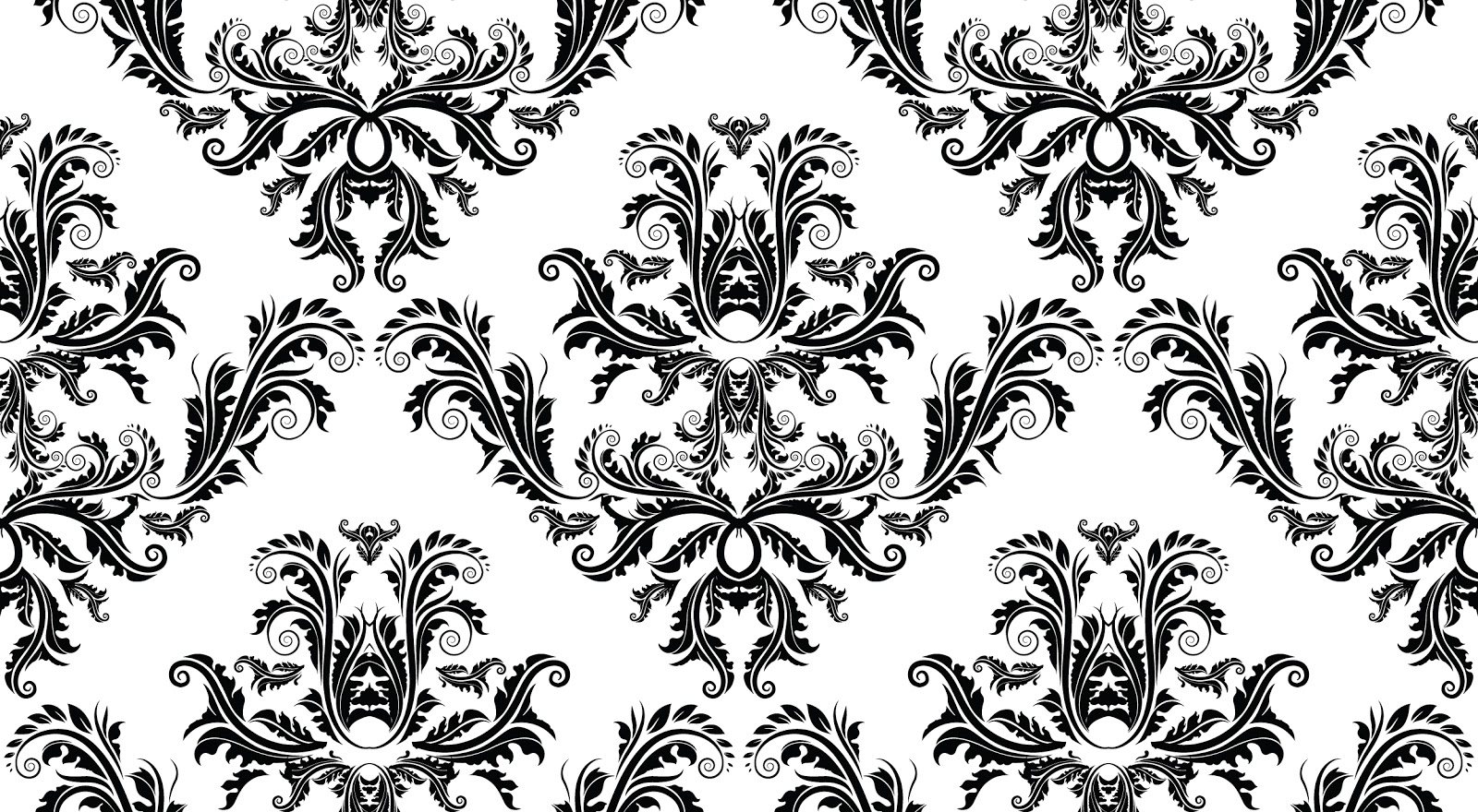 Vintage damask seamless pattern by designious 1600x880