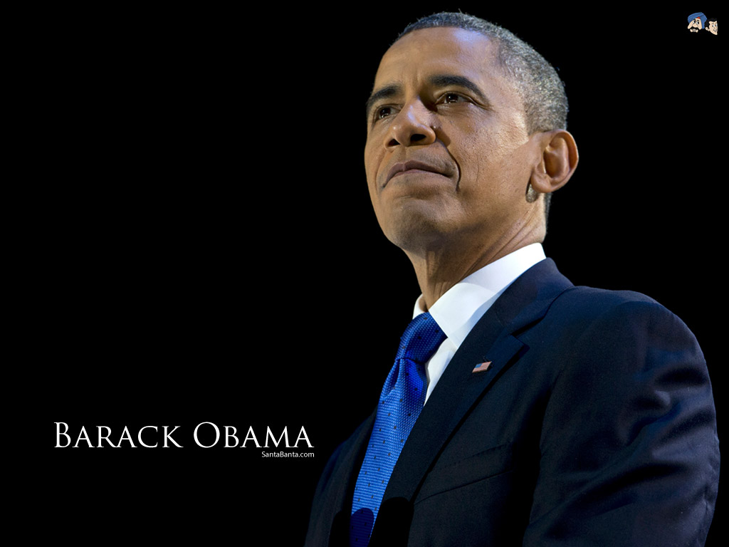 Barack Obama Wallpaper 2 1024x768