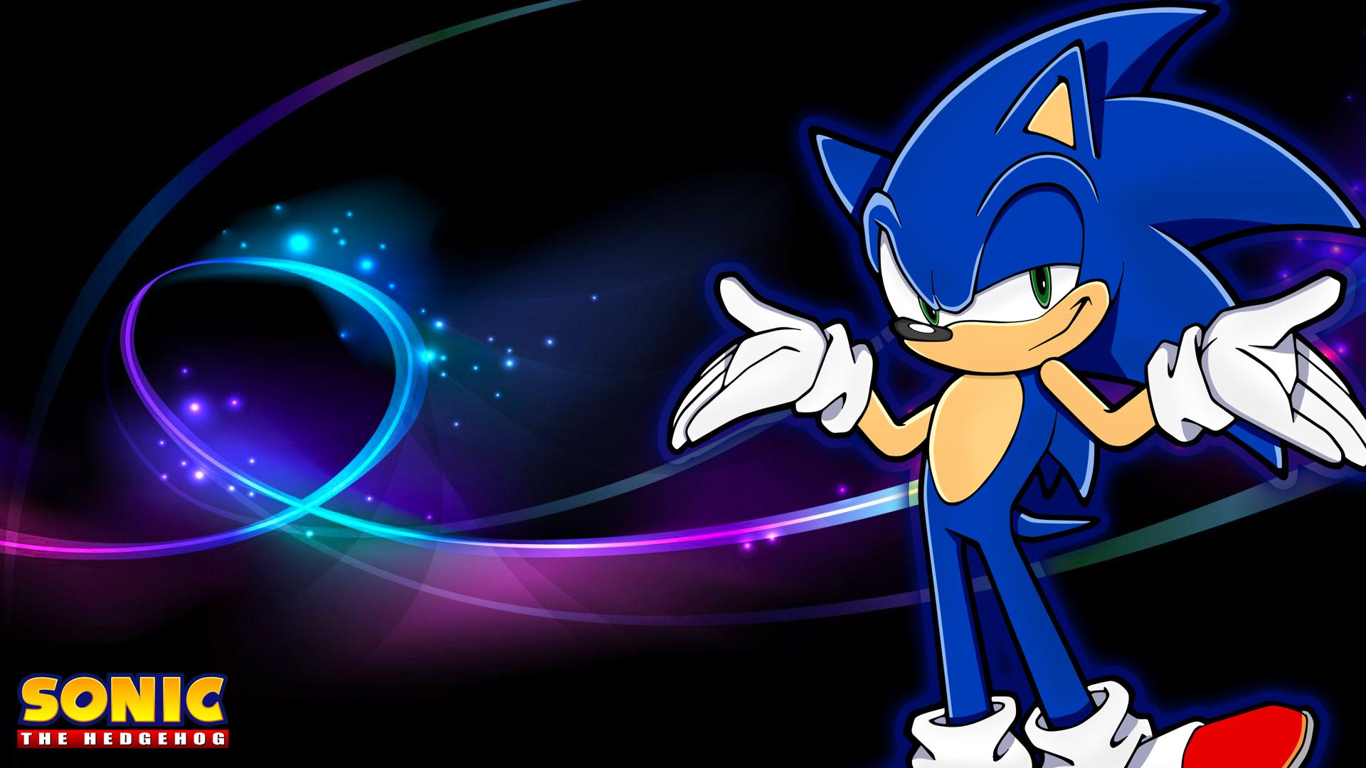 HD Sonic Wallpaper 1080p - WallpaperSafari
