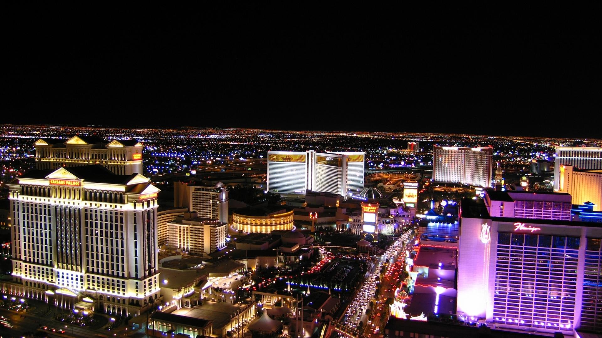 Las Vegas Strip Desktop Wallpaper 61473 1920x1080px 1920x1080