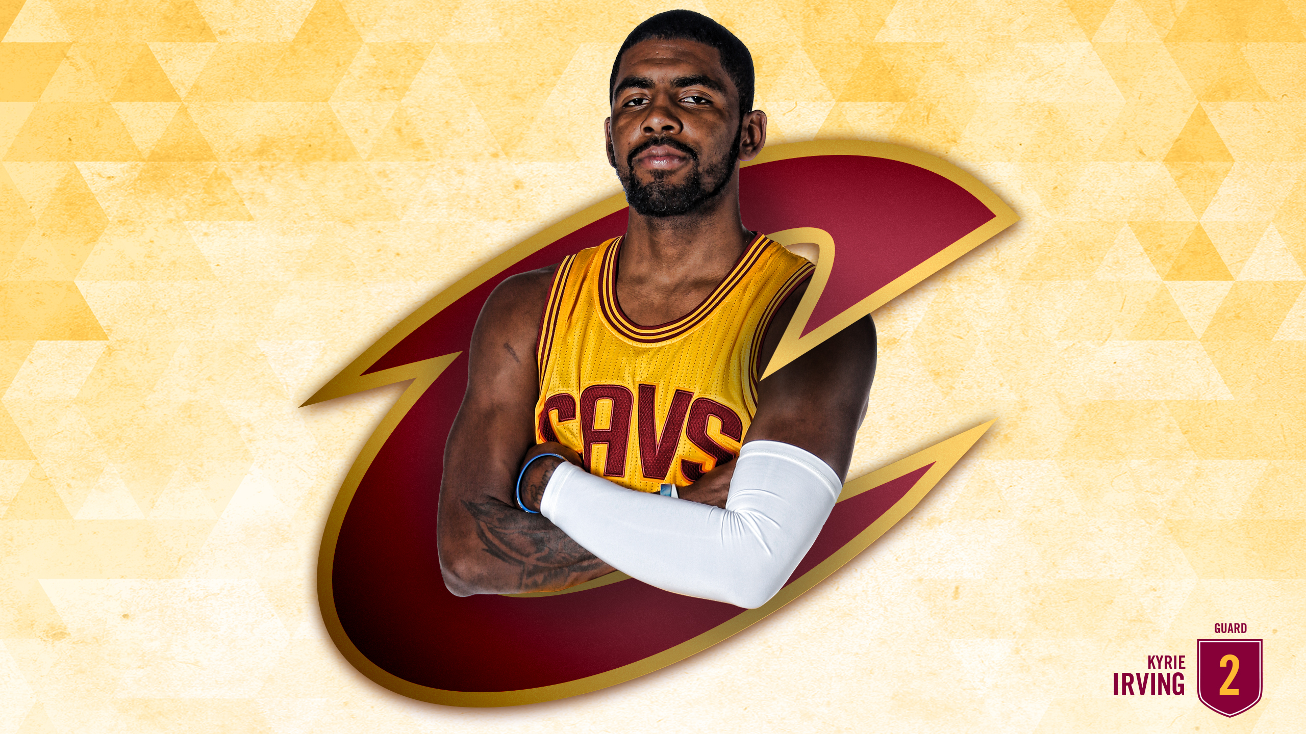 Wallpapers Cleveland Cavaliers 2560x1440
