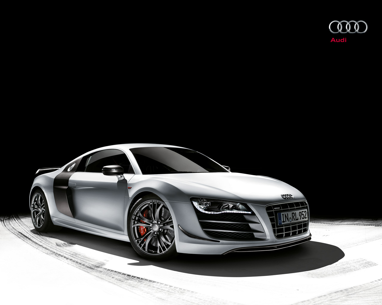 Audi R8 V10 GT Wallpaper FastMotoring 1280x1024