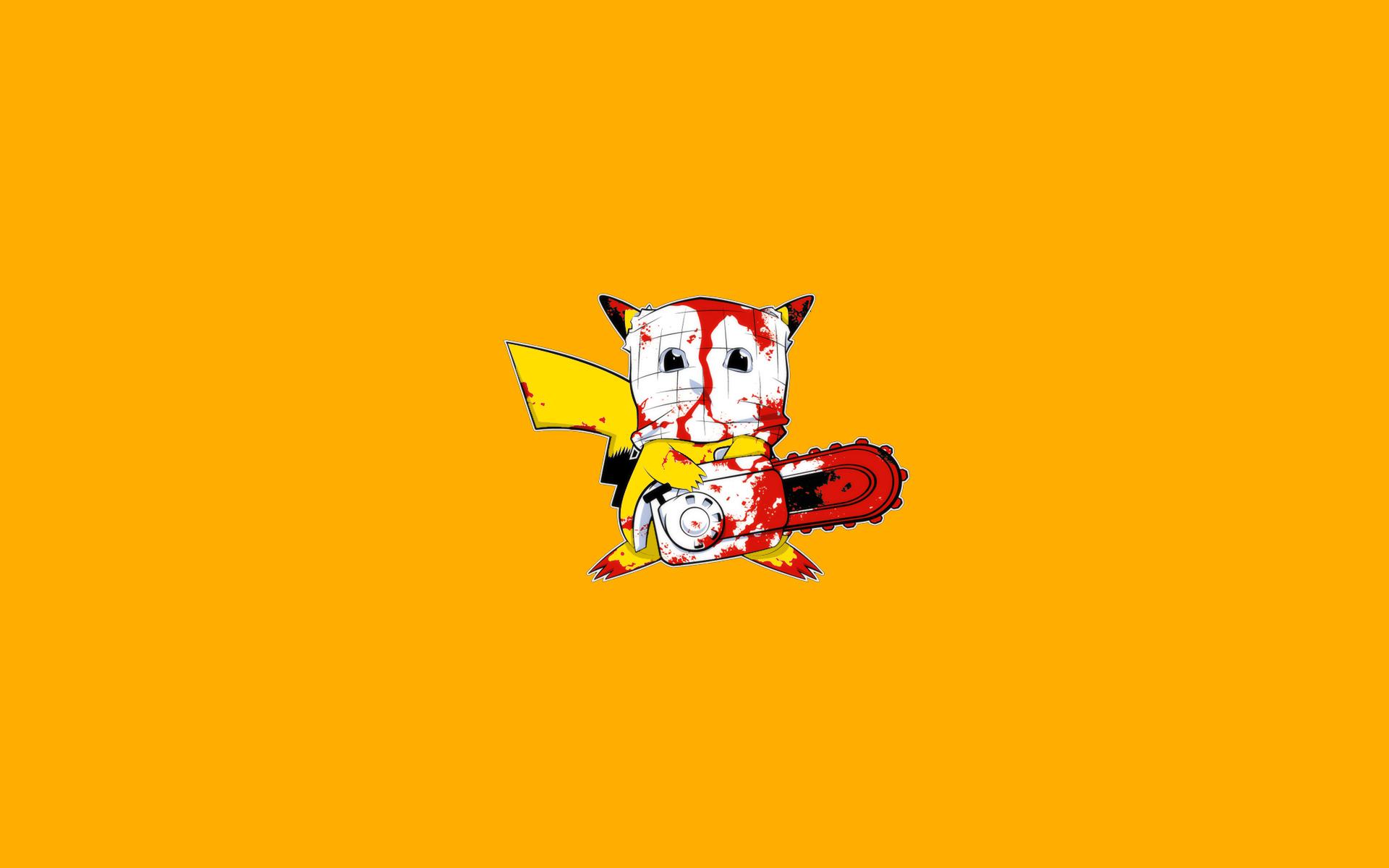 Pokemon pikachu wallpaper 1920x1200 20415 WallpaperUP 1920x1200