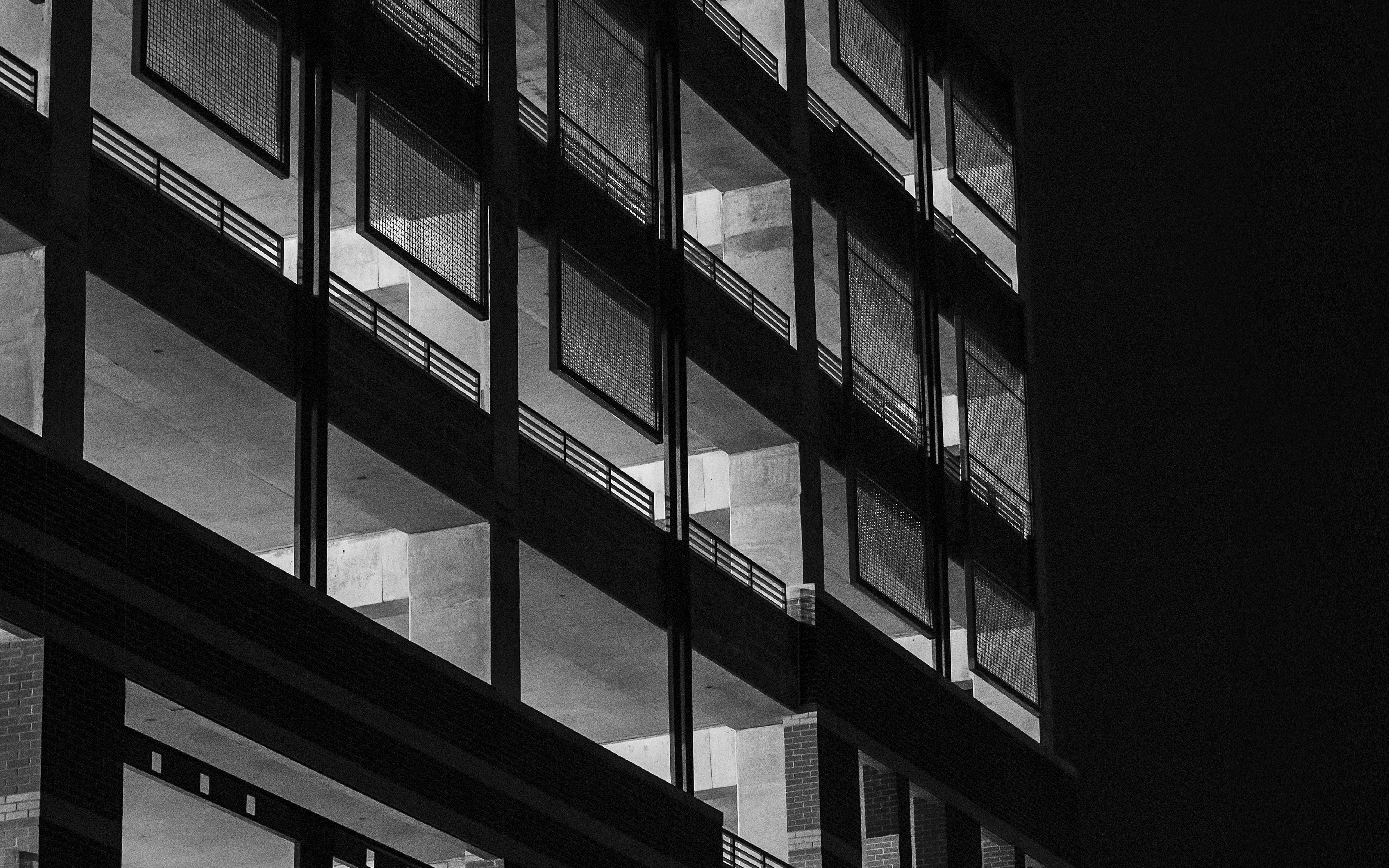 4K Black and White Wallpaper - WallpaperSafari