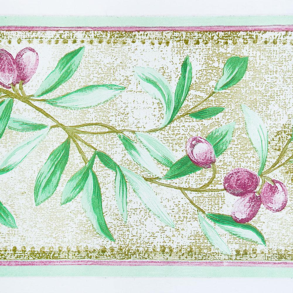 Gentiana   Self Adhesive Wallpaper Borders Home Decor Sample 1000x1000