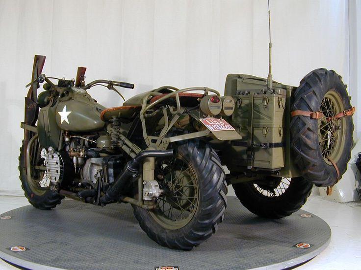 Military Motorcycle Gallery Jugjunkycom 736x552