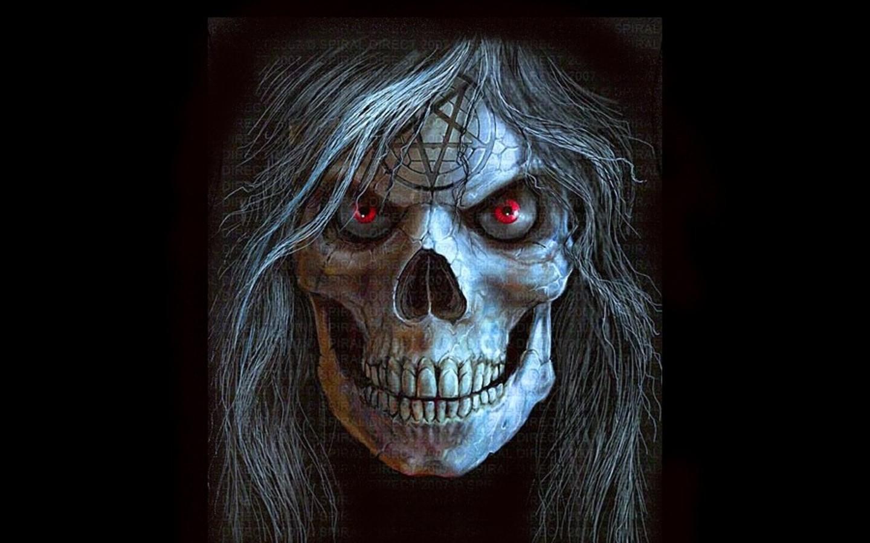 Skull Of Death Wallpaper HQ 1440x900