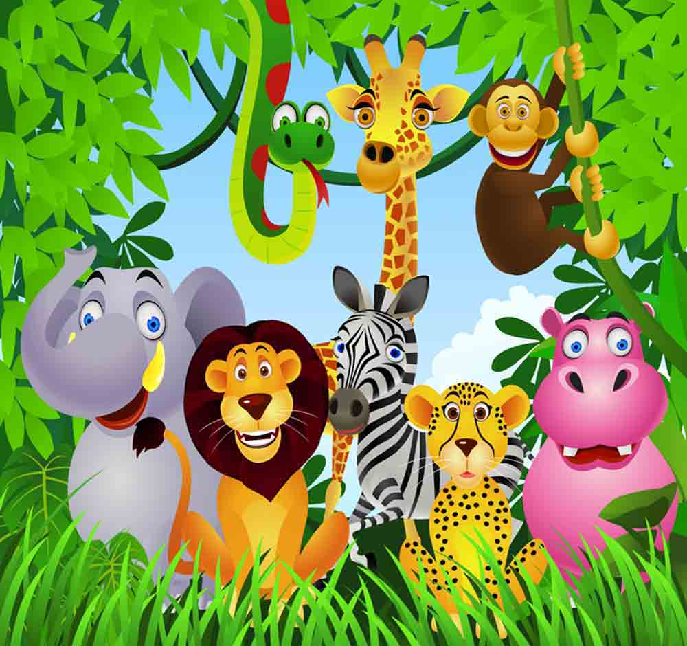 jungle animals real life free wallpaper hd wallpapers gallery