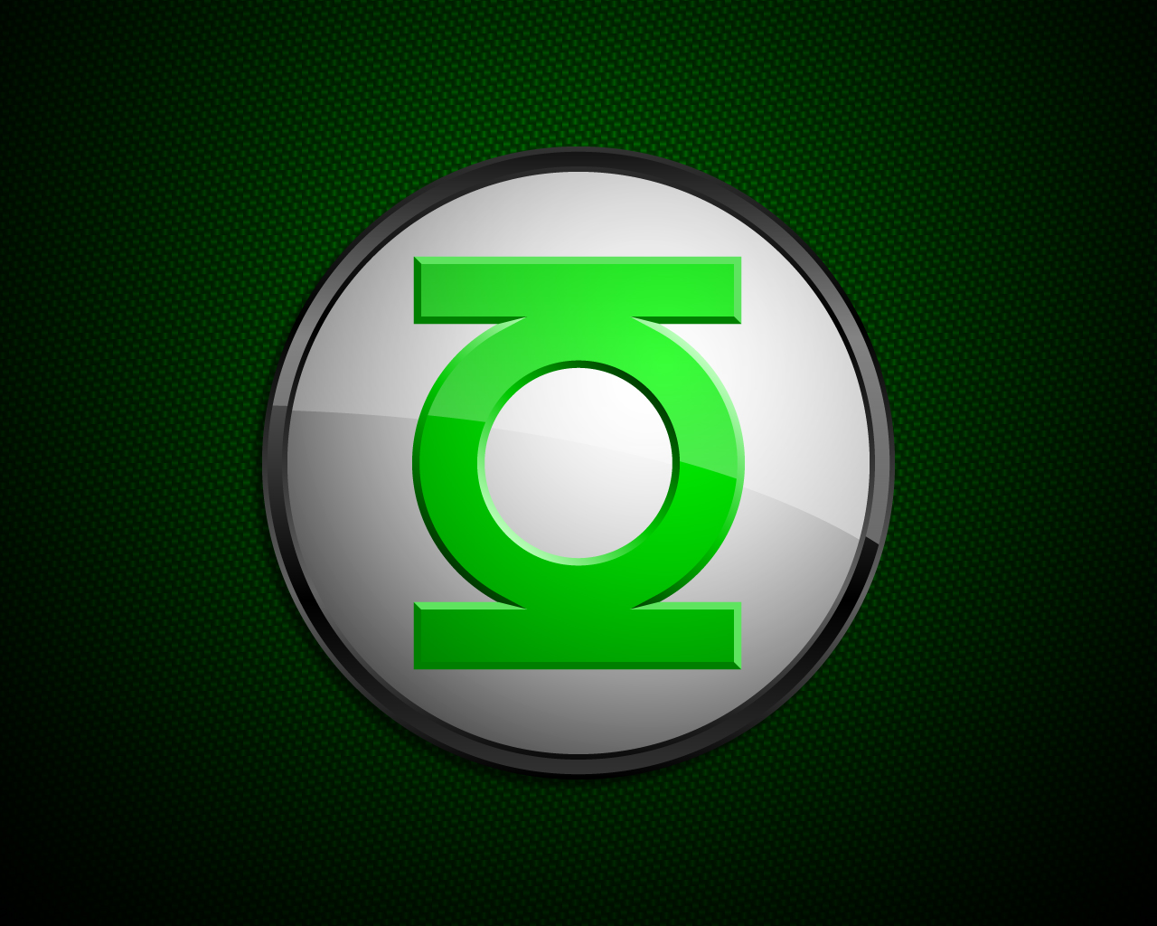 Green Lantern Wallpaper by SpazChicken 1280x1024