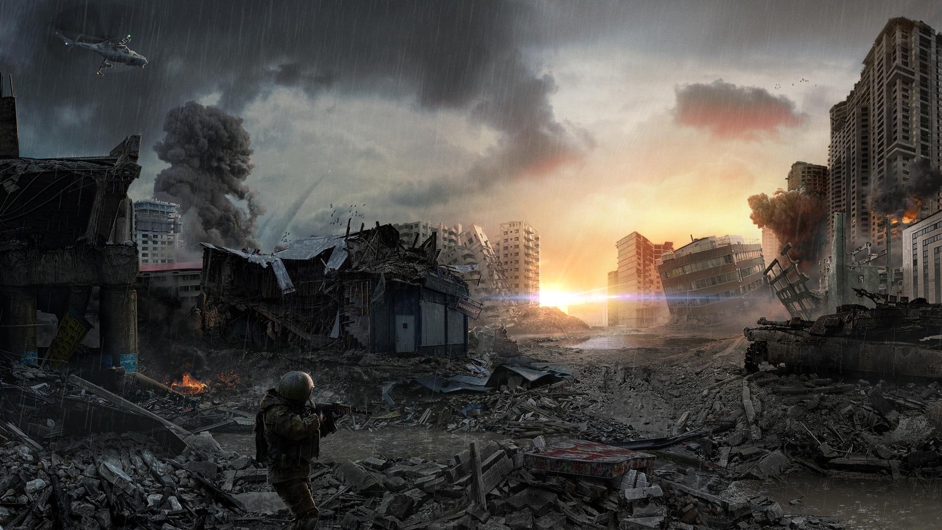 wallpapers are in 19201080 For more Apocalyptic wallpapers check 1920x1080