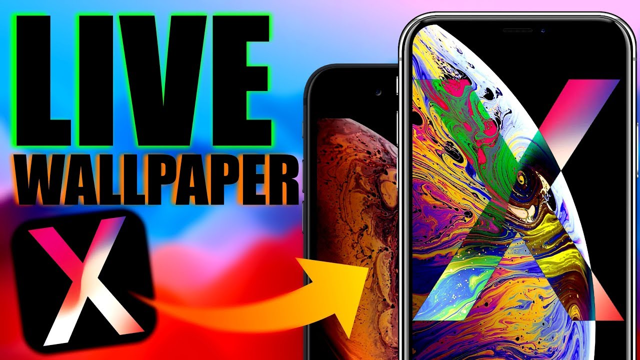 IPHONE XS LIVE WALLPAPER DOWNLOAD FOR ALL IOS DEVICES GET ALL 1280x720
