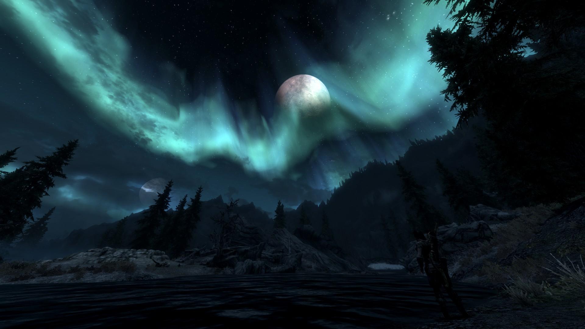 High def background pictures wallpapersafari for Sfondi desktop aurora boreale
