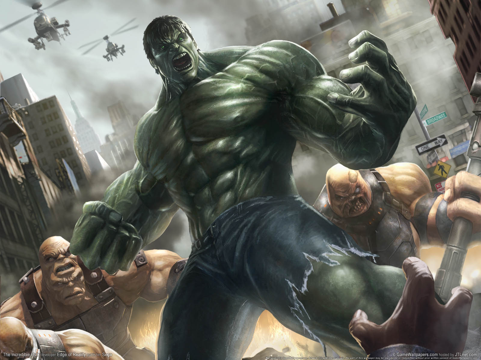 Incredible Hulk Wallpapers 4USkYcom 1600x1200