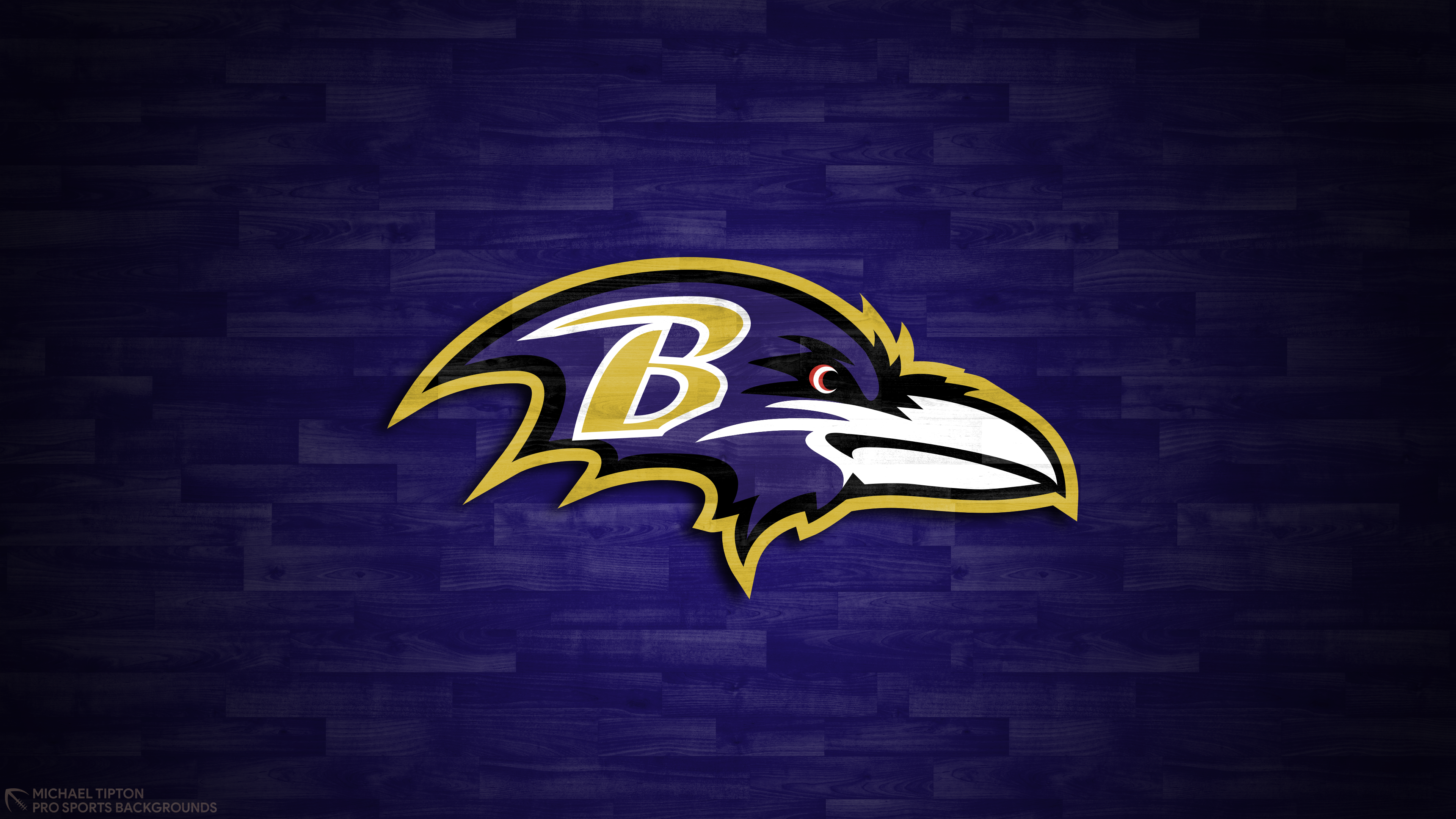 2019 Baltimore Ravens Wallpapers Pro Sports Backgrounds 3840x2160