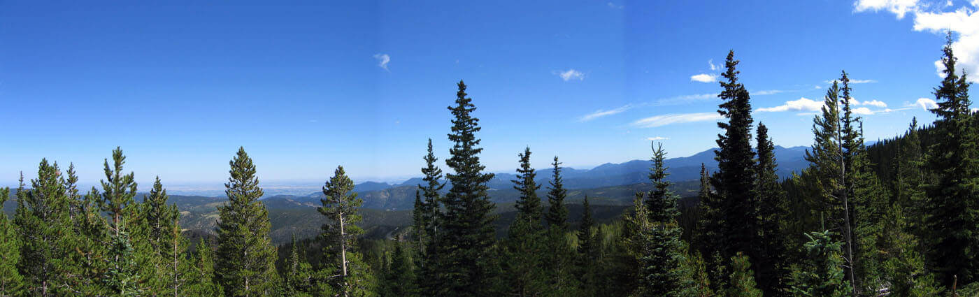 download Colorado Forests LinkedIn Backgrounds Get some 1400x425