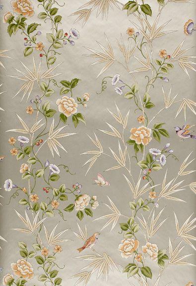 Peony Bamboo Metallic Gold textures tones Pinterest 395x575