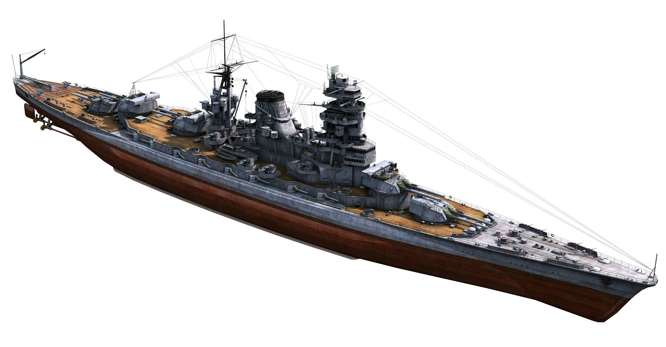 World of Warships Models Leaked Japan For the Record 2284x1191