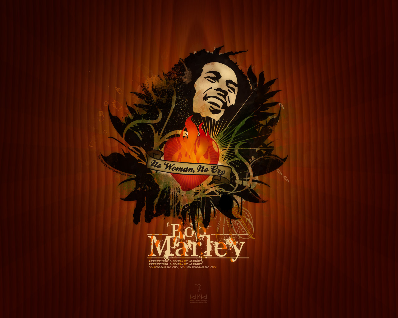 Bob Marley Background Wallpapersafari
