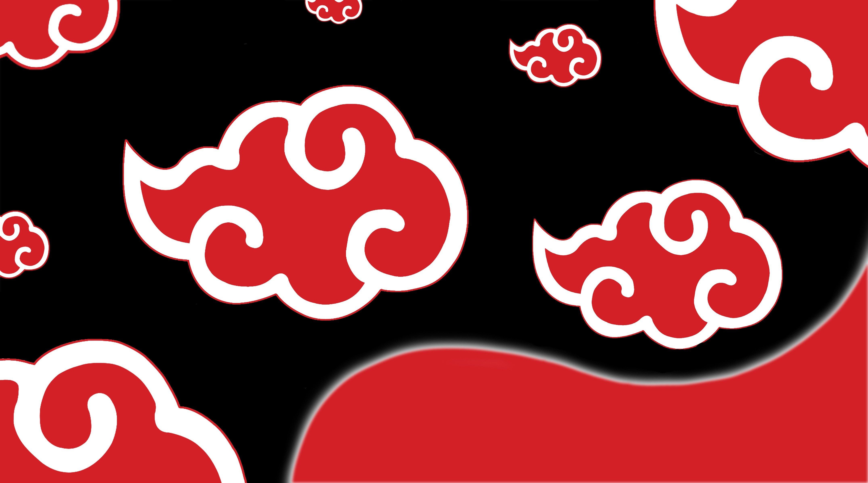 akatsuki clouds naruto - photo #5