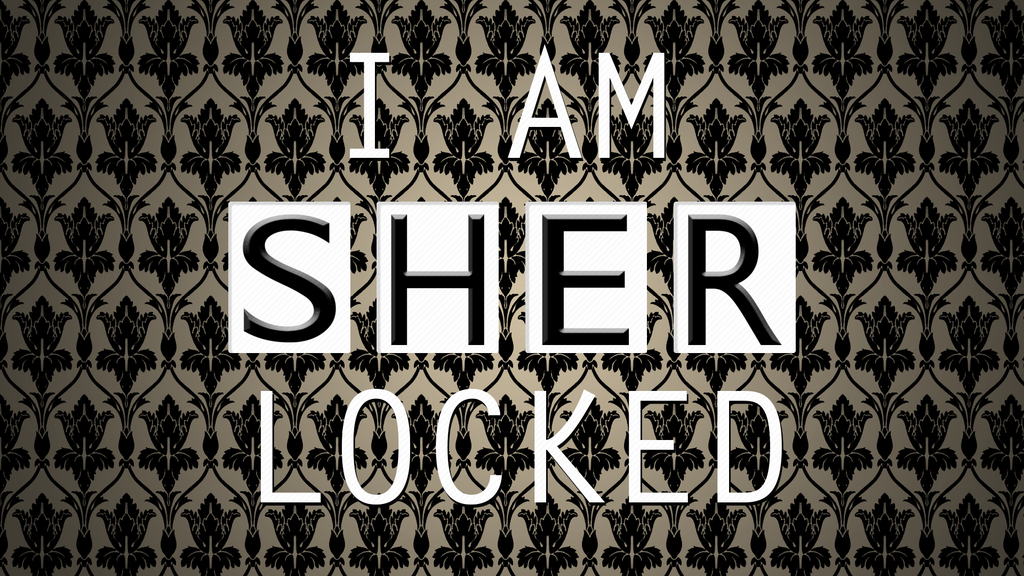 Free Download Go Back Gallery For I Am Sherlocked Wallpaper