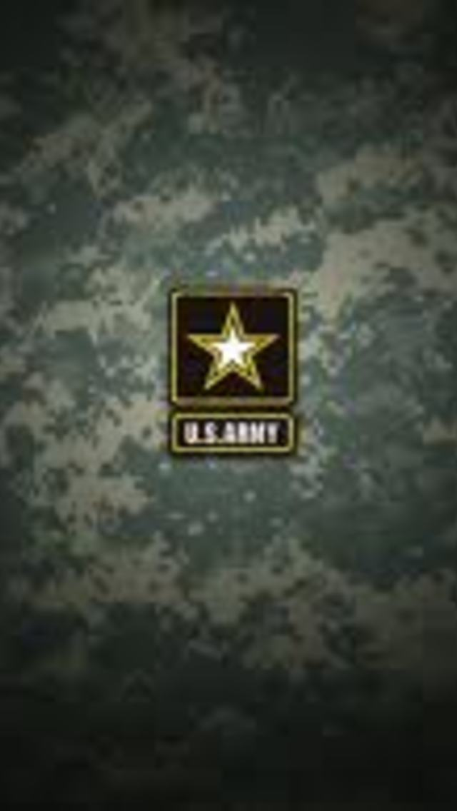 US Army Wallpaper for iPhone 5 640x1136