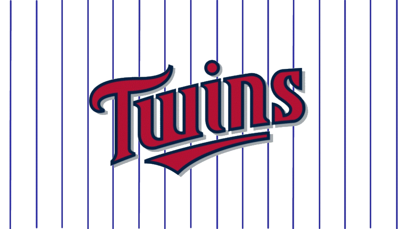 Minnesota Twins Wallpaper for Computer 1366x768