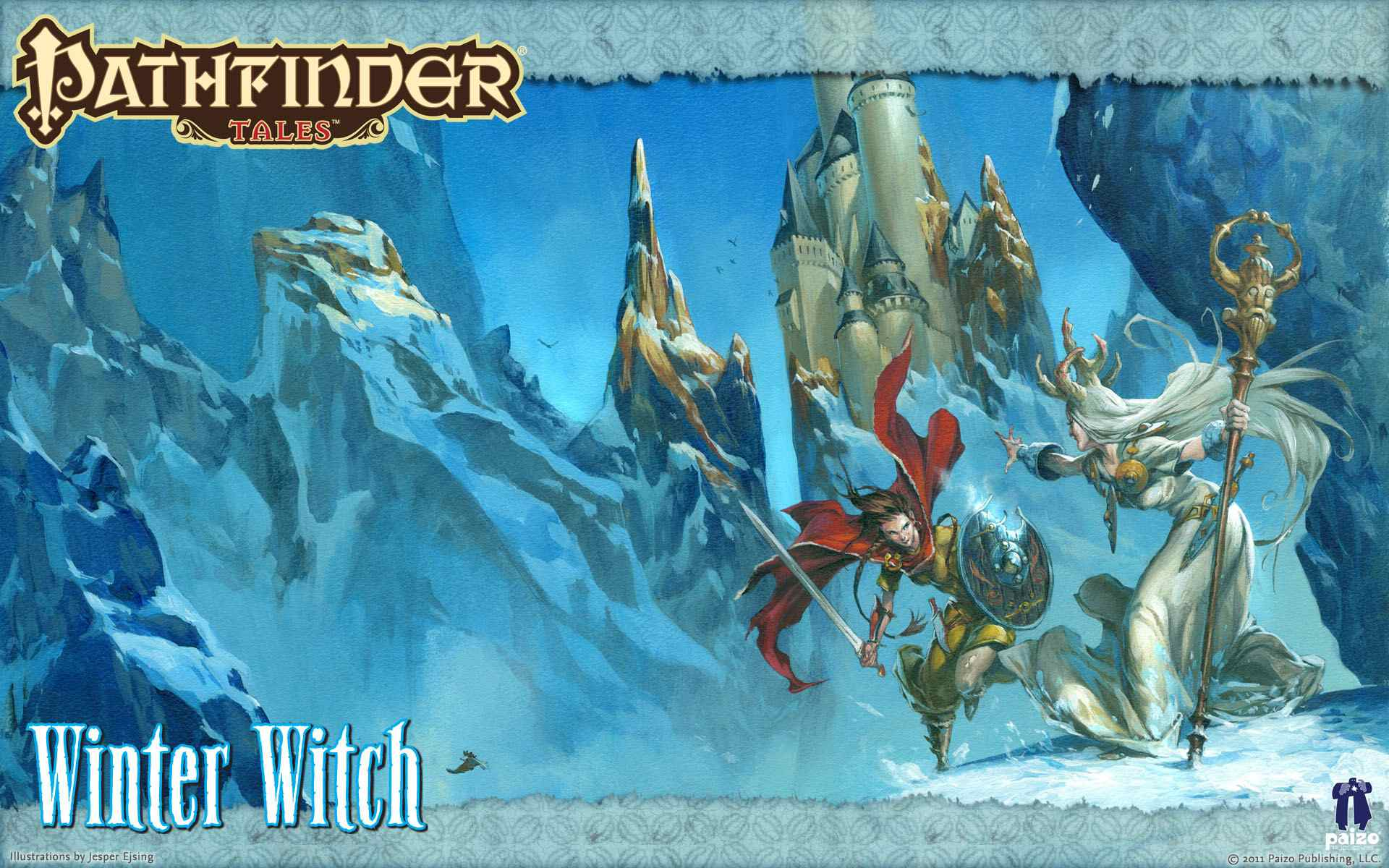 Pathfinder Tales Winter Witch wallpaper 212920 1920x1200