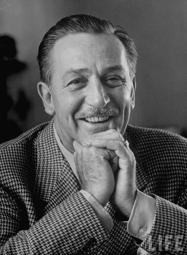 Walt disney american animator film director actor screenwriter 615x837