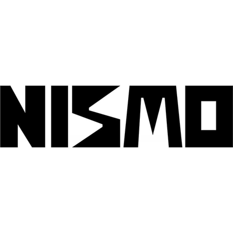 nismo logo decal sticker nismo logo 800x800png 800x800