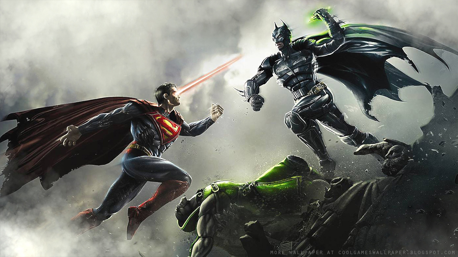 Injustice Gods Among Us Wallpapers   Cool Games Wallpaper 1600x900