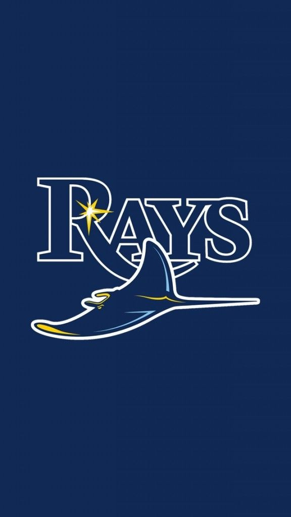 Tampa Bay Rays iPhone Wallpaper iOS Themes Pinterest 576x1024