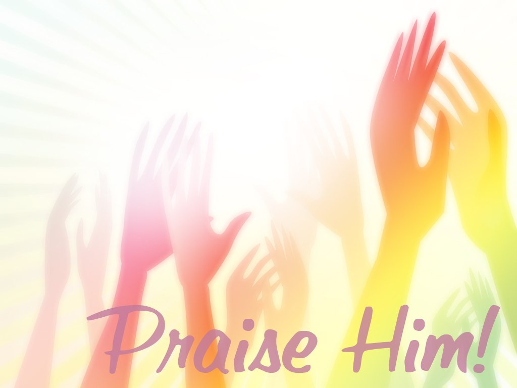 Christian slide backgrounds christianhub - Praiseand Prayer